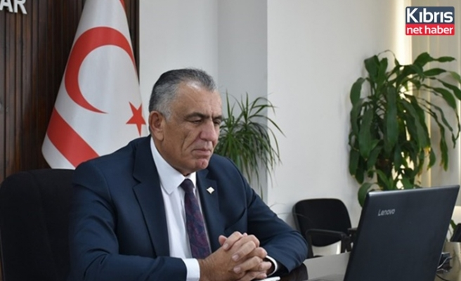 Çavuşoğlu: Tarım sektörünün geleceği ile ilgili platform oluşturulmalı