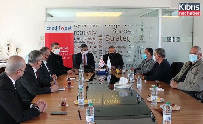 Creditwest bank, patates üreticileri ile 2. protokol'ü imzaladı
