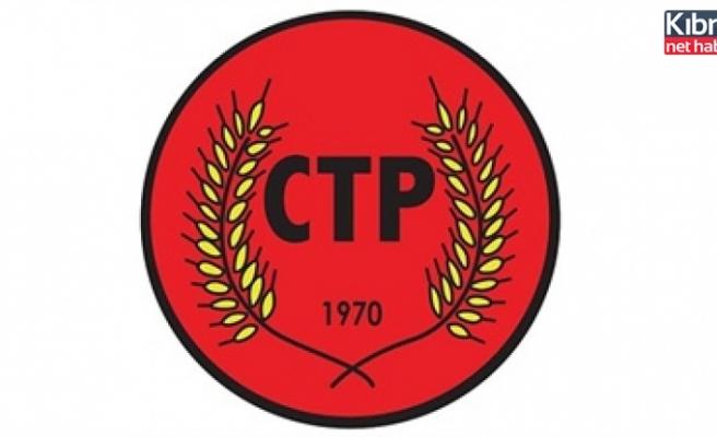 CTP: Çözüm sürecindeki çıkmaz, BM zeminine bağlı kalınarak asılabilir