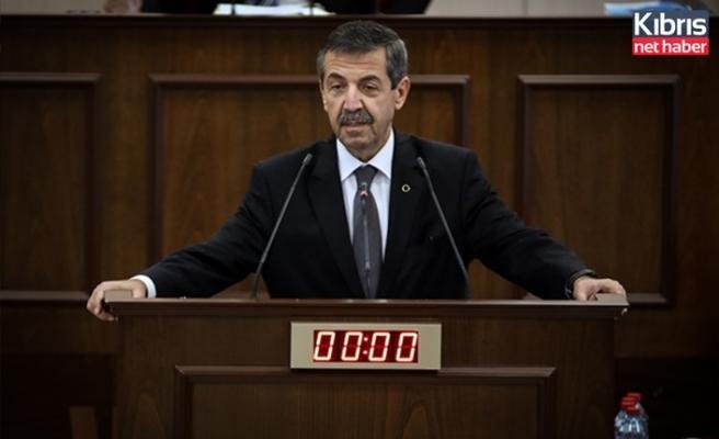 Ertuğruloğlu: Konfederasyondan bahsetmek eşit egemen devlet iddiasından vazgeçilmiş gibi algılanmamalı