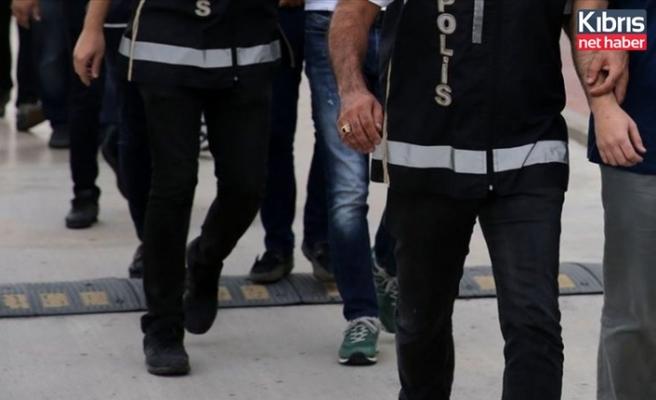 Gazimağusa limanında bir tır'da Suriye uyruklu 11 kişi yakalandı