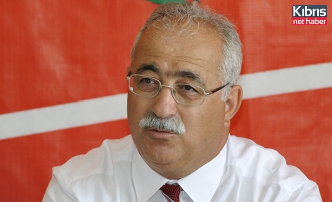 İzcan, BKP ve AKEL'in çözüm için birlikte çalışmaya kararlı olduğunu söyledi