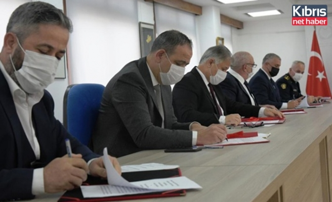Kadınlara yönelik şiddet ve ev içi şiddetin önlenmesi, protokolü imzalandı