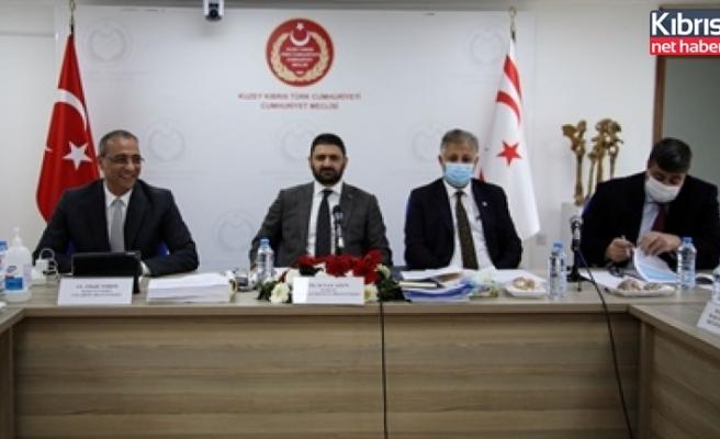 Sağlık Bakanlığı ve Bayındırlık ve Ulaştırma Bakanlığı'nın bütçesi komiteden geçti