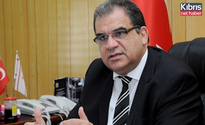 """Sucuoğlu: """"Dr. Fazıl Küçük Kıbrıs Türk Toplumuna önderlik eden bir liderdi"""""""