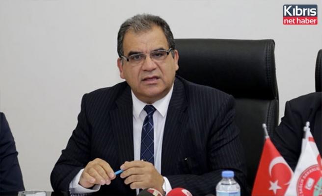 Sucuoğlu, Dr. Fazıl Küçük'ün 37.ölüm yıldönümü dolayısıyla mesaj yayımladı