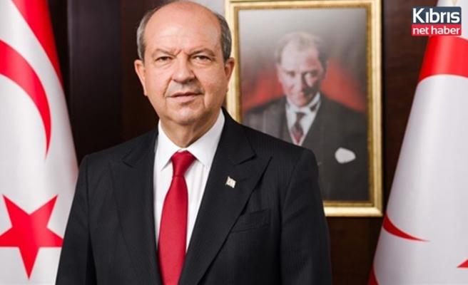 Tatar, Başbakan Saner'in kayınpederi Şemi Duatepe'nın vefatı nedeniyle başsağlığı mesajı yayımladı