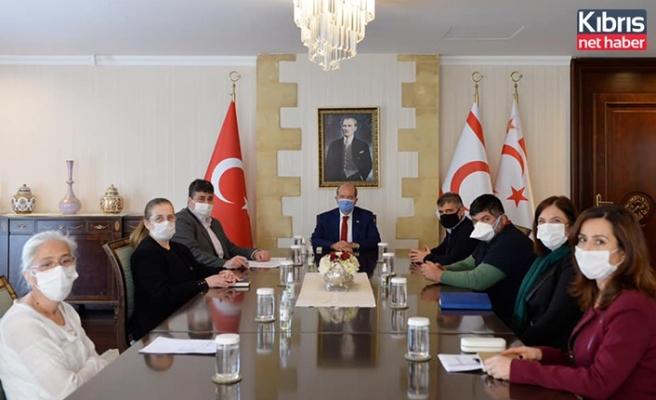 Tatar, Bulaşıcı Hastalıklar Üst Komitesi'ni toplantıya çağırarak bilgi aldı