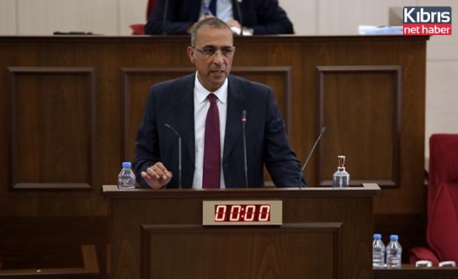 Toros: Kıbrıs Türk Toplumu hiçbir zaman bir yol ayırımına girmedi