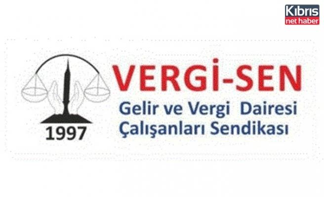 VERGİ-SEN'den Gelir ve Vergi Dairesi yönetimine tepki