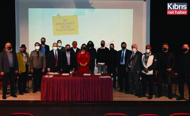 Bu Memleket Bizim Platformu: En gerçekçi çözüm birleşik federal Kıbrıs