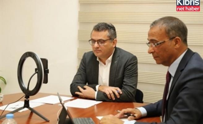 CTP, BM Kıbrıs özel temsilcisi Elizabeth Spehar ile online görüşme gerçekleştirdi