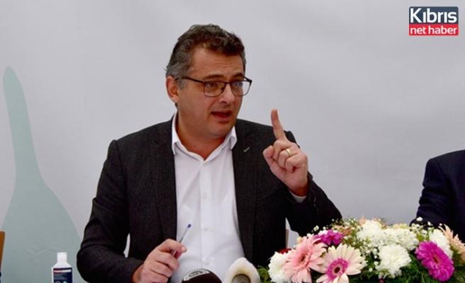 Erhürman: Sn. Saner'in CTP'yi hedef alarak ortaya koyduğu görüşler akla ziyan