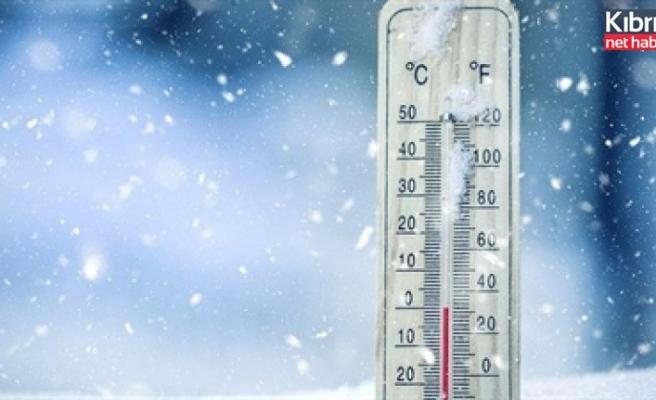 Hava sıcaklığı 8 dereceye kadar düşecek