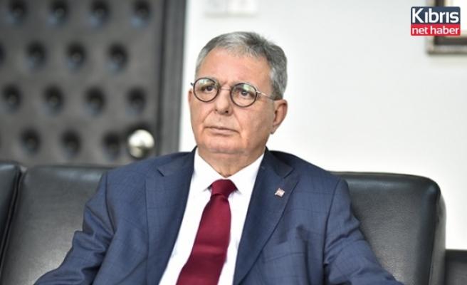 İçişleri Bakani Kutlu Evren, Şehit Edilen 13 Türk Vatandaşi İçin Başsağliği Mesaji Yayimladi