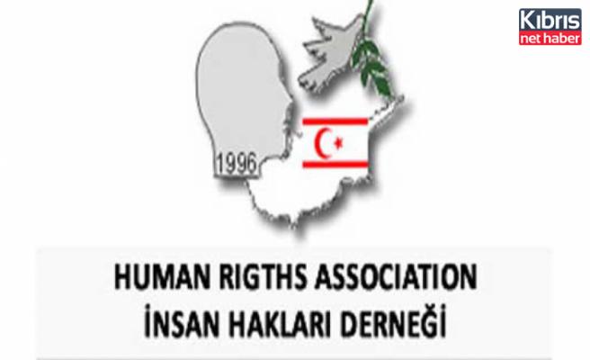 KKTC İnsan Hakları Derneğinden BM'ye KKTC'yi tanıma çağrısı