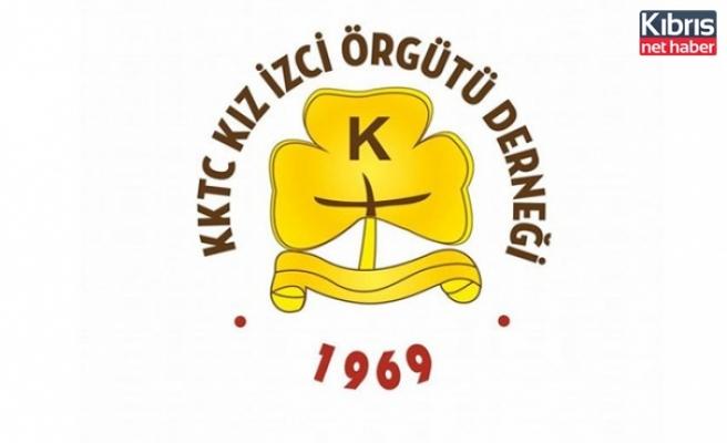 Kktc Kiz İzci Örgütü Derneği Başkani Bahadir, 22 Şubat İzci Düşünce Günü Dolayisiyla Mesaj Yayimladi