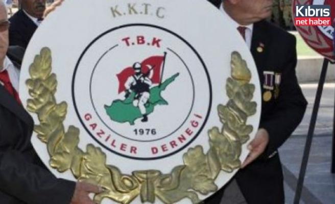 KTBK Gaziler Derneği, Miçotakis ve Anastasiadis'i eleştirdi
