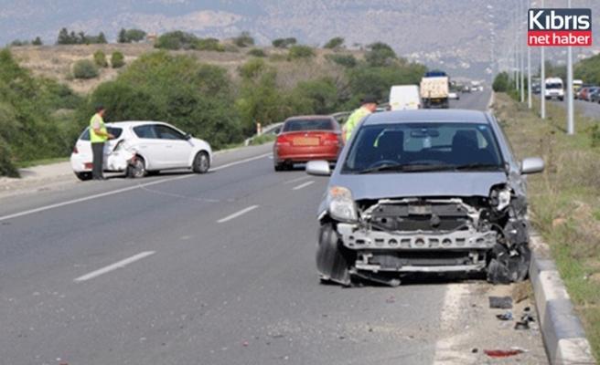 Son 1 hafta içerisinde kayıtlara 14 trafik kazası geçti… 6 kişi yaralandı
