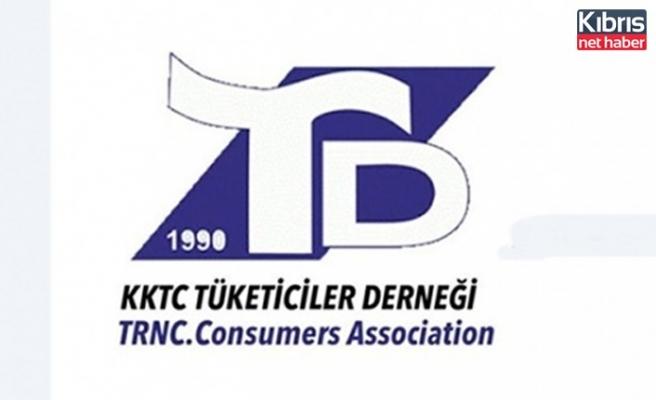 Tüketiciler Derneği, fahiş fiyatlar ve haksızlıkların derneğe bildirilmesini istedi