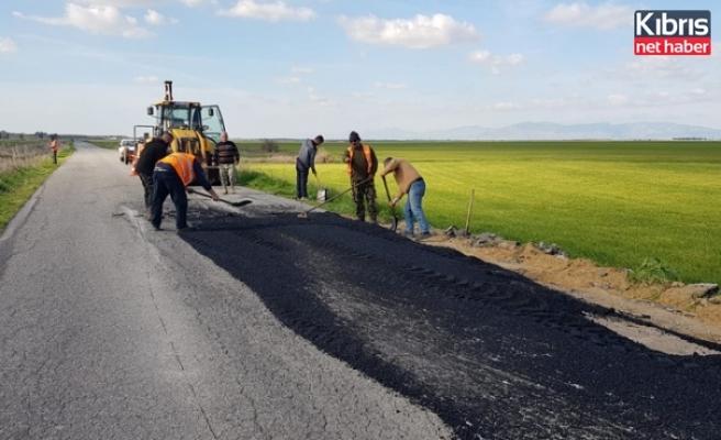 Ulaştirma Bakanliği'nda Karayollarindaki Bakim-Onarim Çalişmalarina İlişkin Bilgilendirme