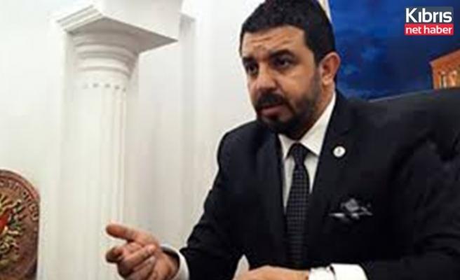 Zaroğlu: Arıklı, partiye zarar veriyor