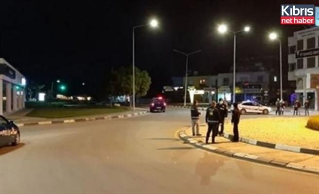 18 kişi sokağa çıkma yasağını ihlal etti