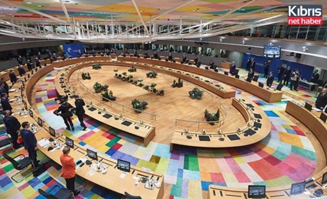 AB liderler zirvesi sonuç bildirgesi'nde Kıbrıs meselesine, BM kararları temelinde çözüm vurgusu