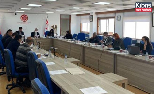 AB uyum yasa tasarılarını görüşmek üzere oluşturulan geçici ve özel komite bugün toplandı