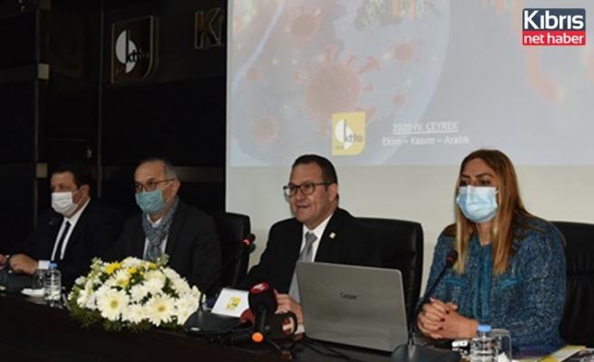 Deniz: KKTC ekonomisi 2020 yılında yüzde 14,3 civarında küçüldü