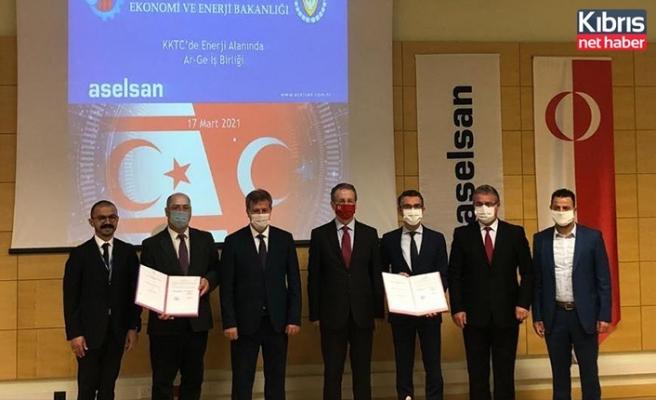 Ekonomi ve Enerji Bakanlığı ile ASELSAN arasında protokol imzalandı