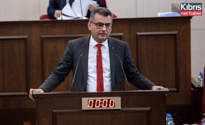 Erhürman'dan Tatar'ın paylaşımlarına tepki