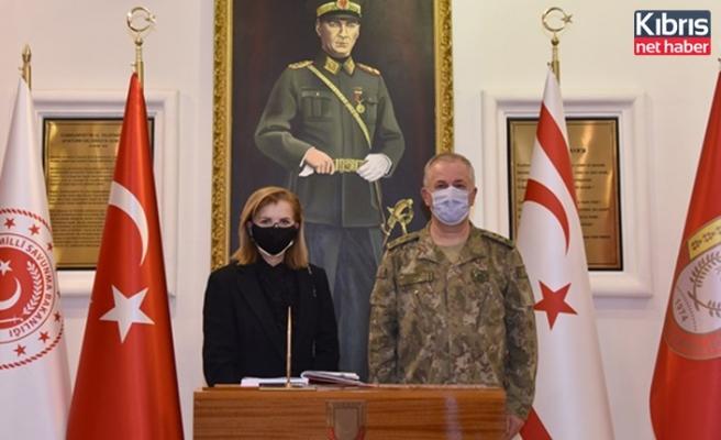 Girne dağ yolu için KTBK ile protokol imzalandı