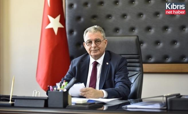 İçişleri Bakanı Evren, 14 Mart Tıp Bayramı Dolayısıyla Mesaj Yayimladı