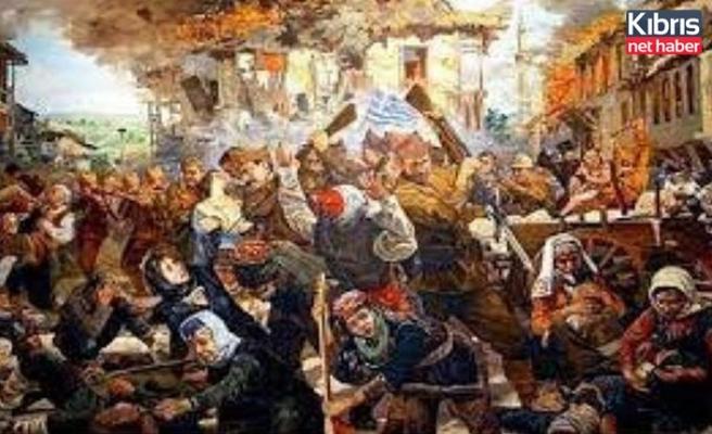 Karakartal: Yunan ayaklanmasının 200'üncü yıldönümü Türk soykırımının başlangıç tarı̇hı̇dı̇r