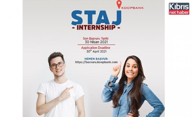 KOOPBANK'tan üniversite öğrencilerine yönelik yaz dönemi staj fırsatı