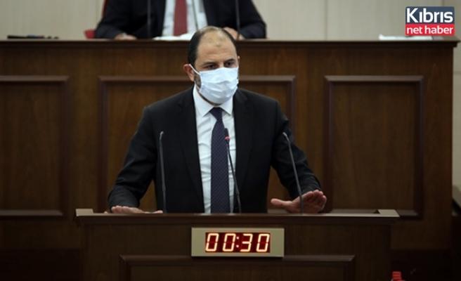 Özersay: Atatürkçülük, Laiklik ve çağdaşlık Kıbrıs Türk halkının DNA'sına işlemiştir