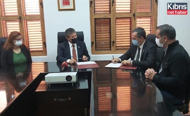 Sağlık Bakanlığı, RES-BİR ve Çelebioğlu güvenlik şirketi arasında denetlemeye yönelik iş birliği protokolü imzalandı
