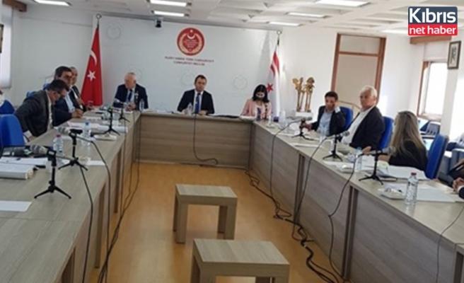 Sayıştay Komitesi KIBTEK'le ilgili denetim raporunu görüşüyor