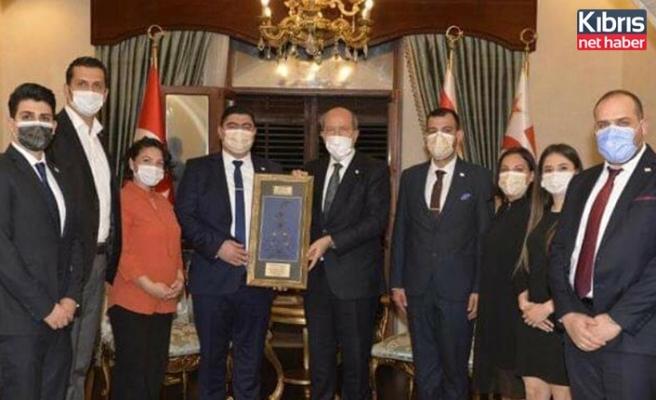 Tatar: Cumhurbaşkanlığı kapıları ülkemizin her bir gencine her daim açıktır