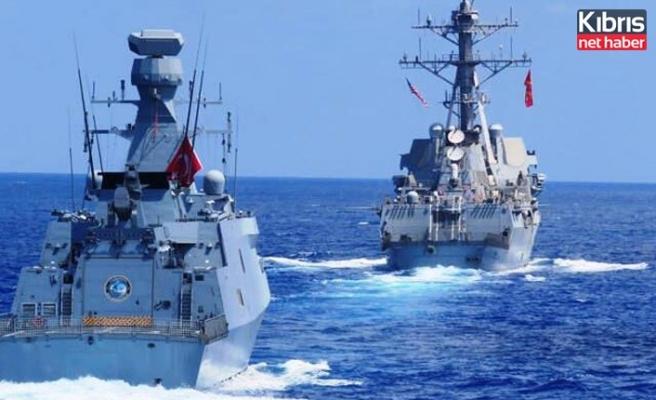 Türkiye ve ABD'den Doğu Akdeniz'de iş birliği