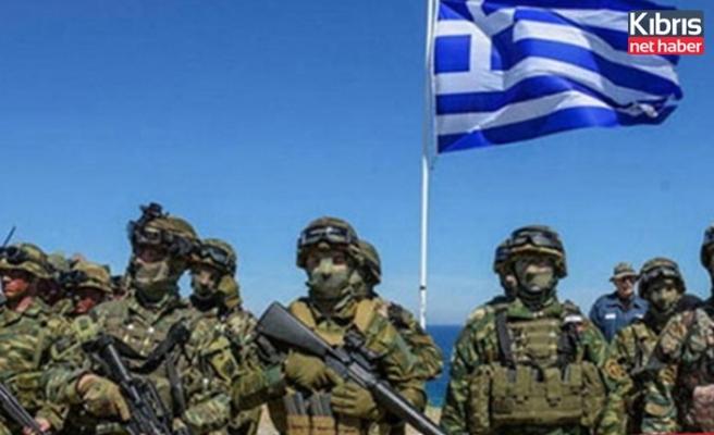 Yunan ordusundan sıkıyönetim rejimi