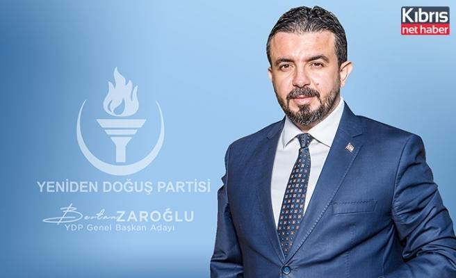 Zaroğlu: Kurultay, YDP'nin yeniden ayağa kalkma süreci olacak