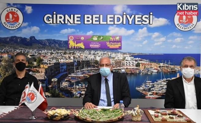 16. Kıbrıs İpek Koza Festivali, 1- 2 Mayıs'ta sosyal medya üzerinden gerçekleştirilecek
