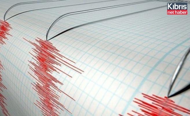 Akdeniz'de 4.1 büyüklüğünde deprem!