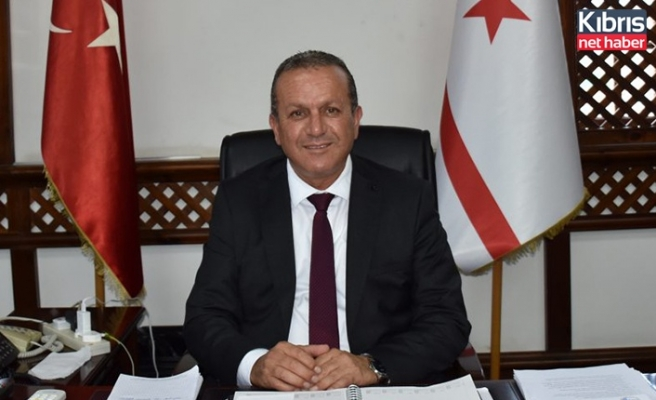 Ataoğlu: Türkiye'de ki kapanma,KKTC turizmini etkilemeyecek