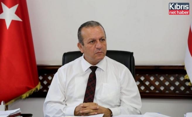 Ataoğlu'ndan, Cumhurbaşkanı Tatar'ın babası için taziye mesajı