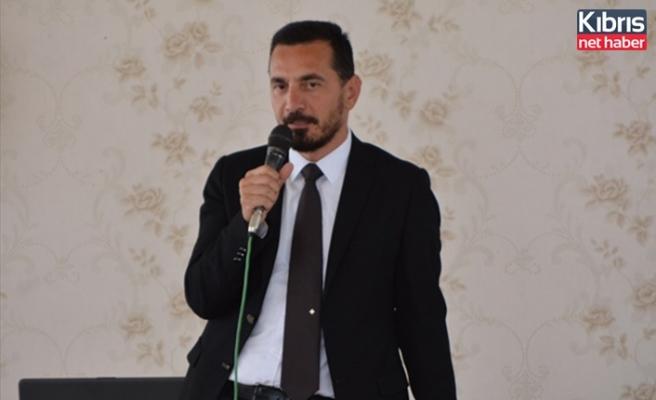 Barolar Birliği'nde Esen Dağlı yeniden başkan