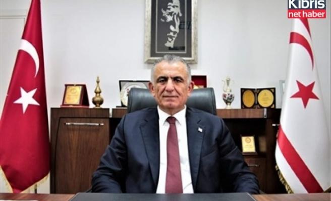 Çavuşoğlu, Rüstem Tatar'ın vefatı nedeniyle mesaj yayımladı