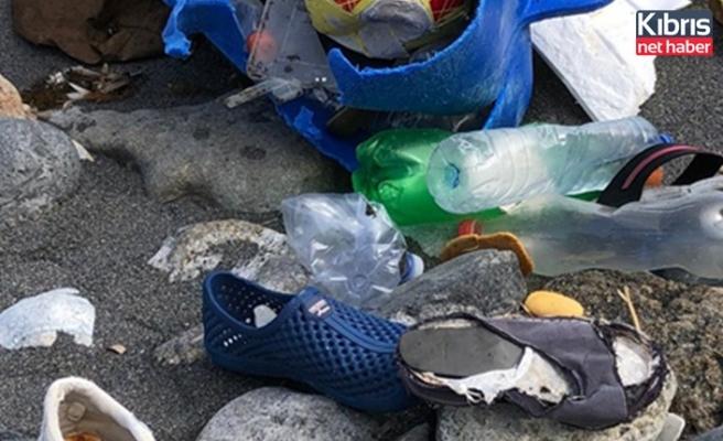 Çevre Koruma Dairesi Esentepe sahil şeridinde temizlik yaptı